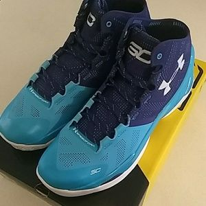 "Under Armour Curry 2 ""Father to Son"" men's 13.5"